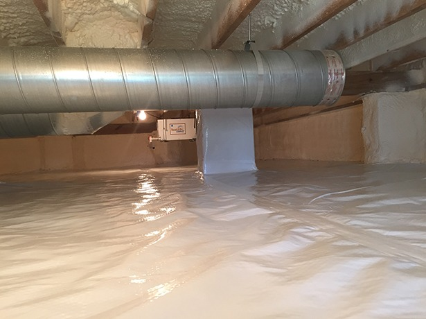 Norris Mechanical Crawl Spaces Amp Duct Service