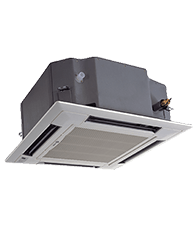 Trane 4MXC8 Multi-Zone Ductless HVAC System