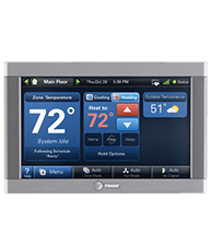 Trane ComfortLink™ II XL950 Connected Control Thermostat for Home Automation