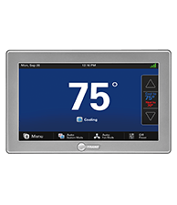 Trane ComfortLink™ II XL1050 Connect Control Thermostat for Home Automation
