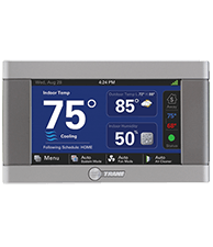 Trane ComfortLink™ II XL850 Connected Control Thermostat for Home Automation