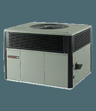 Trane HVAC XL16c Packaged Gas Electric System