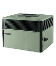 Trane HVAC XL16c EarthWise™ Hybrid Packaged System