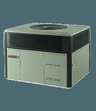 Trane HVAC XL16c Heat Pump Packaged System