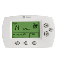 Trane XL600 Traditional Thermostat