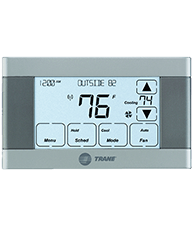 Trane XL624 Connected Control Thermostat for Home Automation