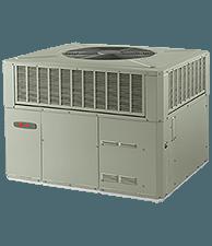 Trane HVAC XR14C Heat Pump Packaged System
