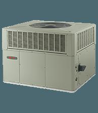 Trane HVAC XR14c Packaged Gas Electric System