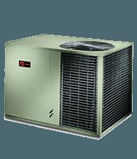 Trane XR14H Over/Under Heat Pump Packaged System